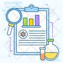 Medical Analysis Icon