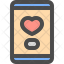 Medical App Mobile Icon