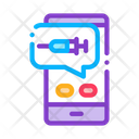 Injection Mobile App Icon