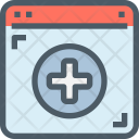 Medical App Website Icon