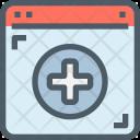 Medical App Website Icon