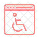 Medical Browser Window Icon