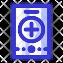 Medical Phone Health Hospital Icon