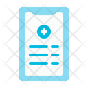 Medical App Medical Health Icon