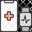 Medical App Healthcare Icon