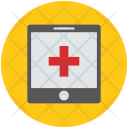 Medical Application Tablet Icon