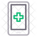 Mobile Medical Phone Icon