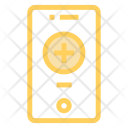 Medical Application Mobile Icon