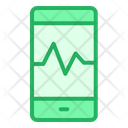 Application Fitness Health Care Icon