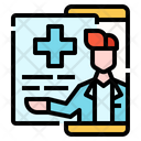 Doctor Medical Healthcare Icon