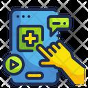 Medical Application Application Medical Icon