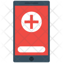 Healthcare Medical Mobile Icon