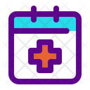 Medical Appointment Icon