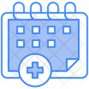 Medical Appointment Appointments Calendar Icon