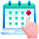 Medical Appointment Hospital Appointment Healthcare Icon