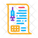 Physician Injection Appointments Icon