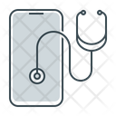 Medical Apps Smartphone Mobile Icon