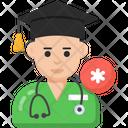 Medical Service Medical Staff Medical Assistance Icon