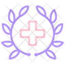 Medical Badge Icon