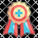 Medical Badge Icon