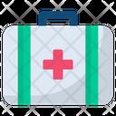 Healthcare Medical Bag Icon