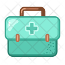 Medical Bag Medical Healthcare Icon