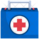 Medical Bag First Aid Kit First Aid Bag Icon