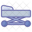 Medical Bed Medical Healthcare Icon