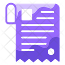 Medical Bill Icon