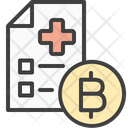 Medical Bill Medical Hospital Bill Icon