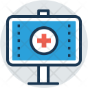 Medical Billboard Icon