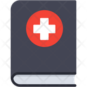 Medical Book Book Booklet Icon