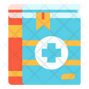 Book Medicine Education Icon