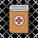 Book Medical Healthcare Icon