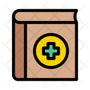 Book Hospital Medical Icon
