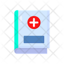 Medical Book Book Education Icon