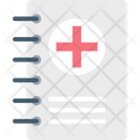 Medical Book Booklet Book Icon