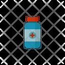 Medical Bottle Icon