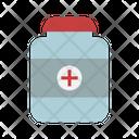 Medical Bottle Medical Medicine Icon