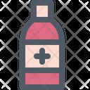 Alcohol Medical Hygiene Icon