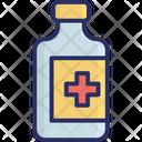 Medical Bottle Medication Medicine Jar Icon