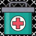 Medical Box Aids Icon