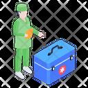 Medical Box Icon