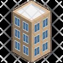 Medical Building Hospital Nursing Home Icon