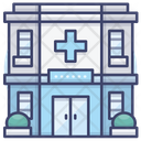 Medical building Icon