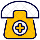 Call Medical Advice Medical Assistance Icon