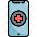 Medical Call Mobile Icon