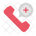 Medical Call Emergency Call Medical Icon