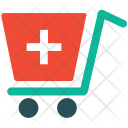 Medical cart Icon