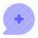 Medical-chat Icon